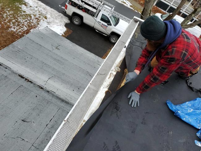 Spring Roofing Maintenance